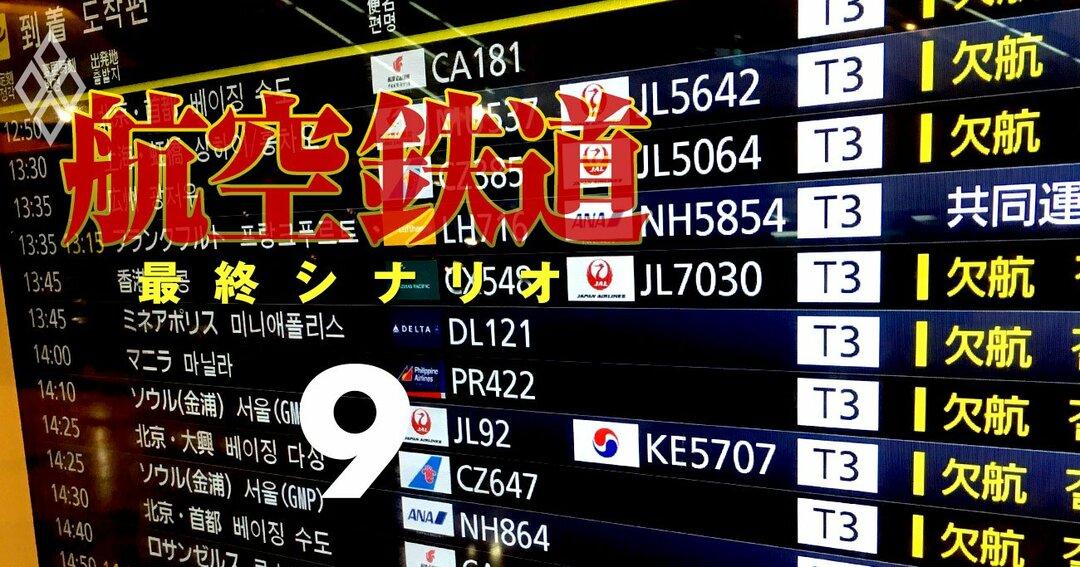 航空・鉄道 最終シナリオ#9