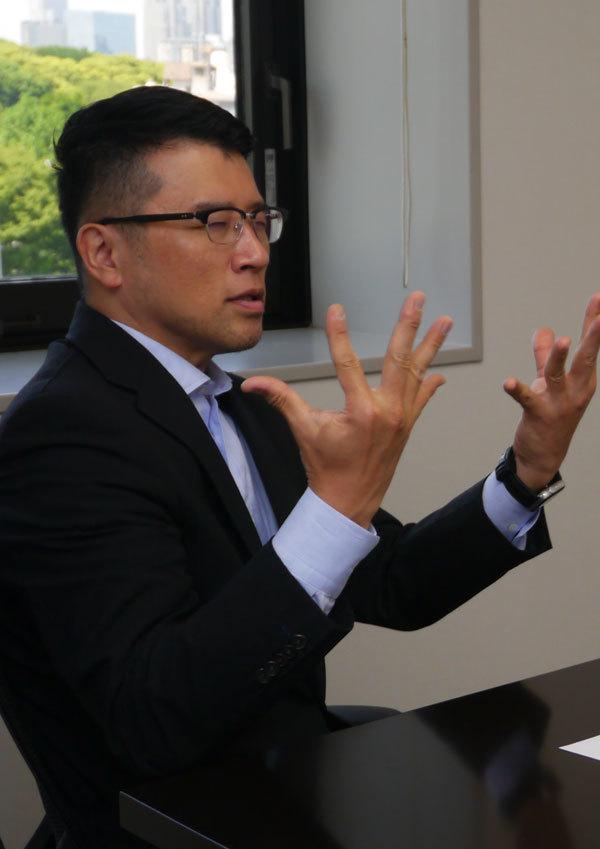 小柳肇(こやなぎ・はじめ) 電通ビジネスプロセスマネジメント局 局長 兼 CoE推進室長。