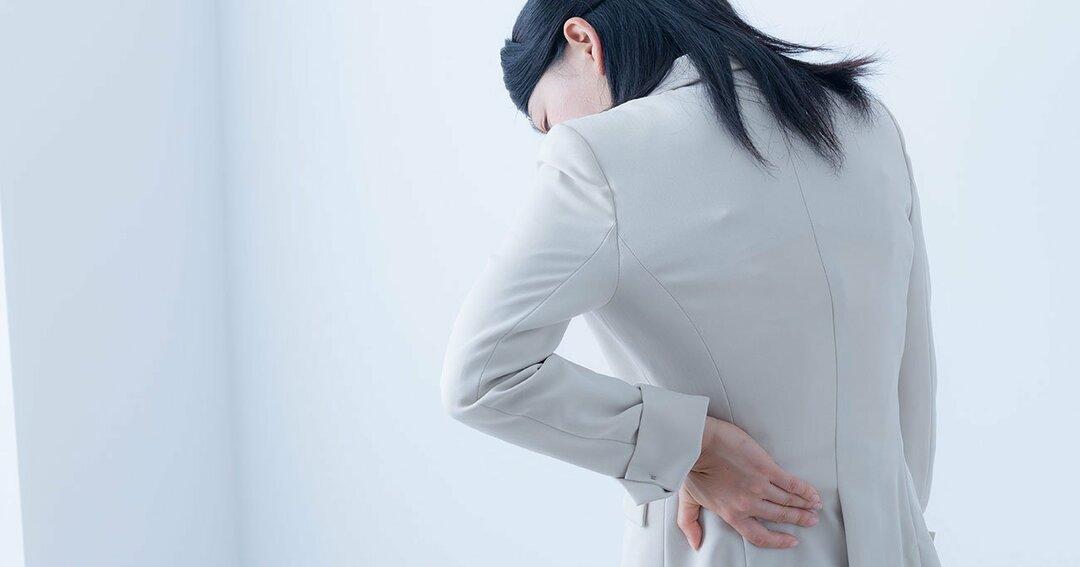 座り仕事で「骨盤がずれ、疲れやすい体になる」メカニズムとは?