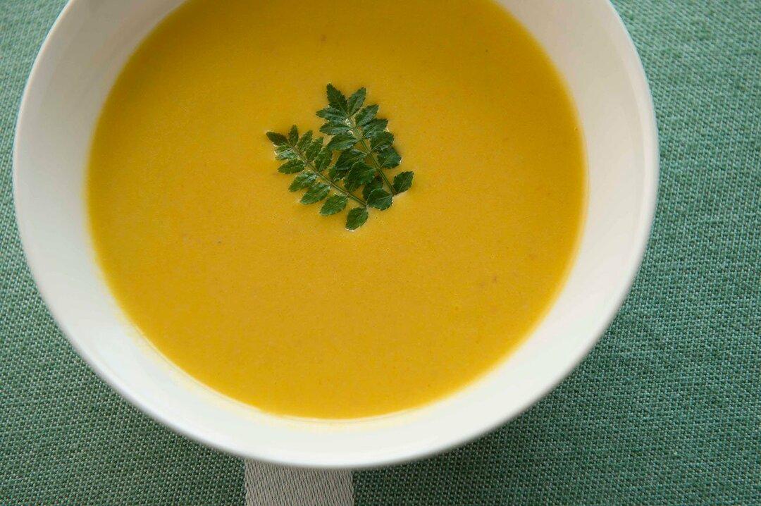 コロナ第3波を打ち返す!<br />皮ごと食べて免疫力を高める<br />にんじんの長寿スープとは?
