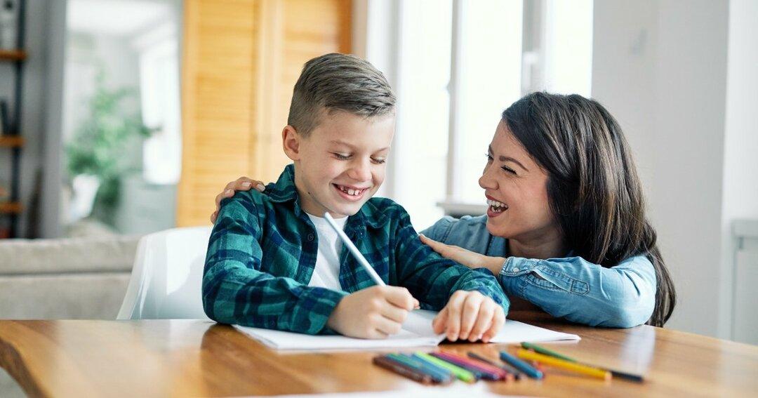 【中学受験】<br />この「問いかけ」で<br />「やる気のない子」が<br />「自分で勉強する子」になる!