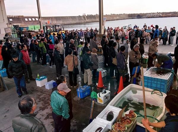 地元の人も知らない「平塚漁港」はいかに知名度を上げたか