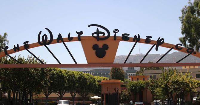 カリフォルニアのウォルト・ディズニー・スタジオ