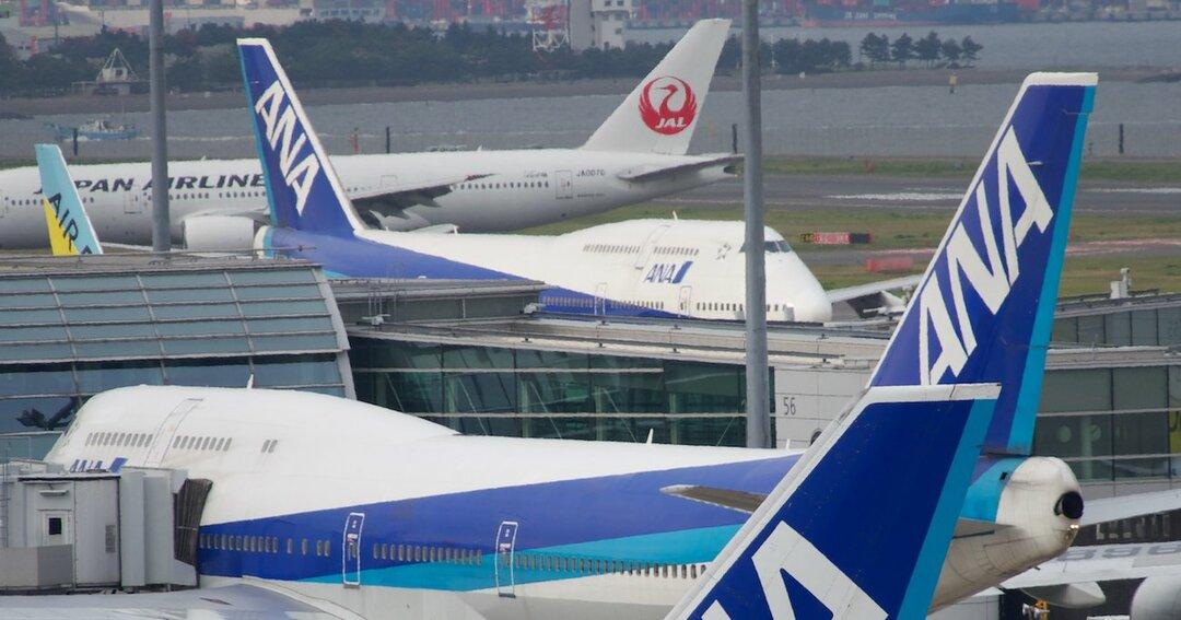 ANA・JALの国際線旅客人数「96%超減」の衝撃/航空2社【9月度・業界天気図】