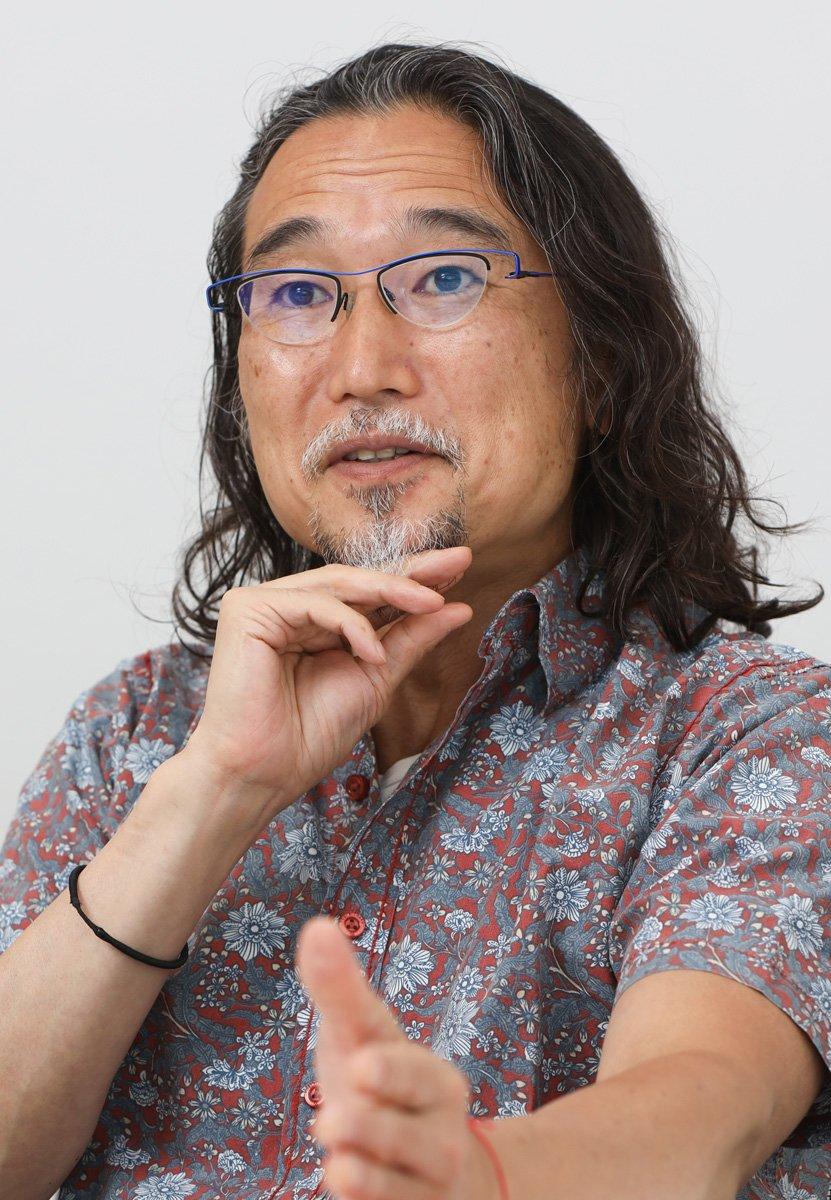 塩田周三ポリゴン・ピクチュアズ代表取締役社長
