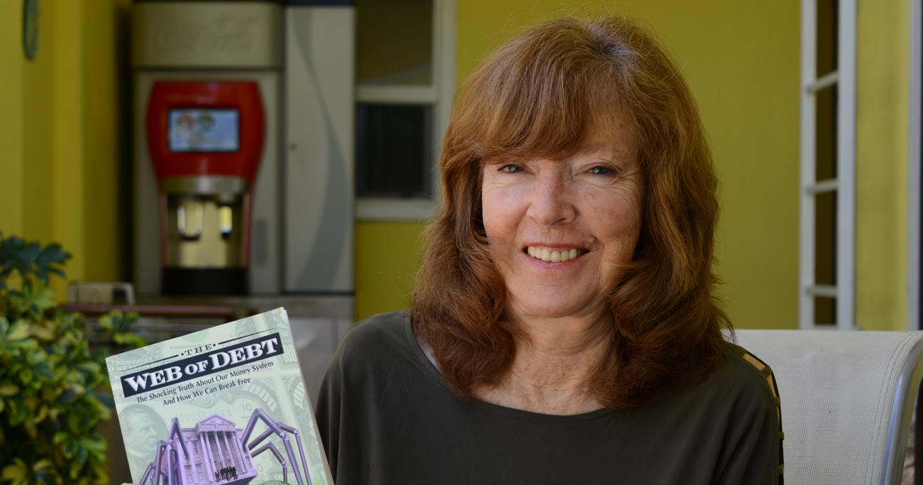 エレン・ブラウン女史が語る、「MMT実証国」の日本に消費増税が不要な理由