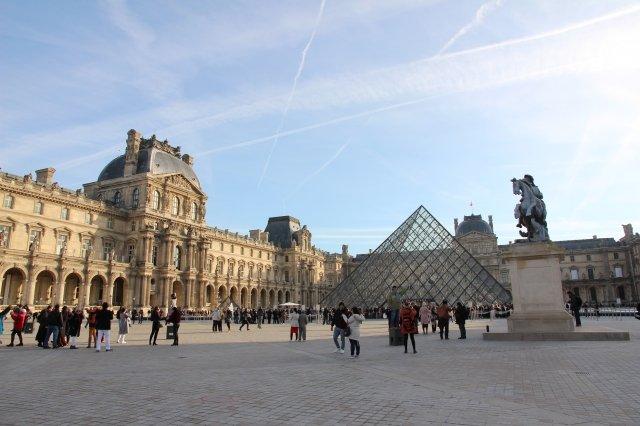 フランス,パリ,ルーヴル美術館