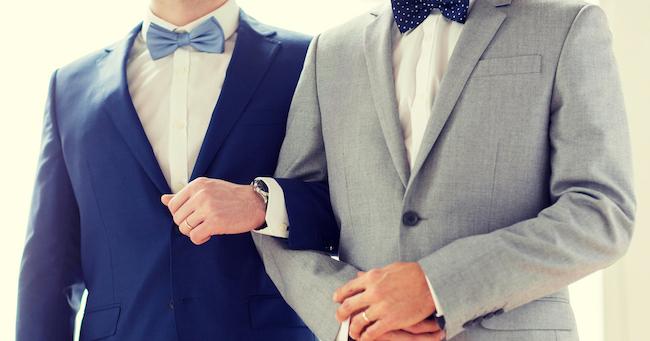 同性愛者ではない男性同士が「結婚」を選んだ切実な理由
