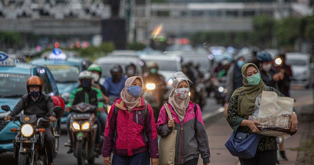 インドネシアで進まぬコロナ抑制、内需低迷で国是の「寛容さ」にも変化