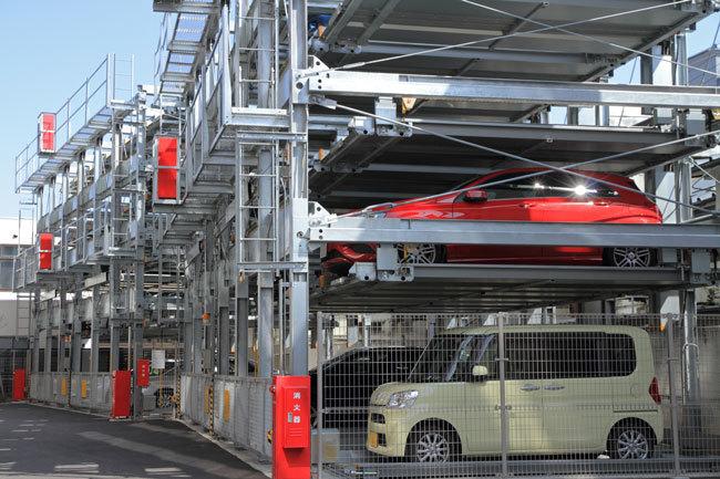 機械式駐車場はマンションにも多く導入されているが、その使用料の扱いはどうすべきか。