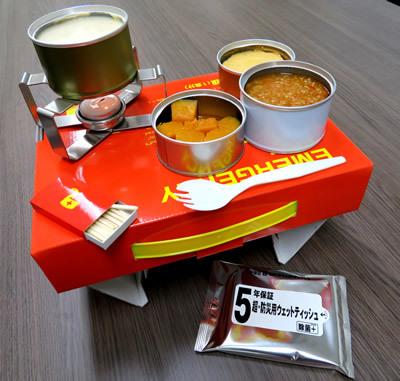 「日常食になる非常食」に商機、贅沢スイーツからお袋の味まで
