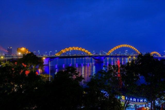 ベトナム,ロン橋