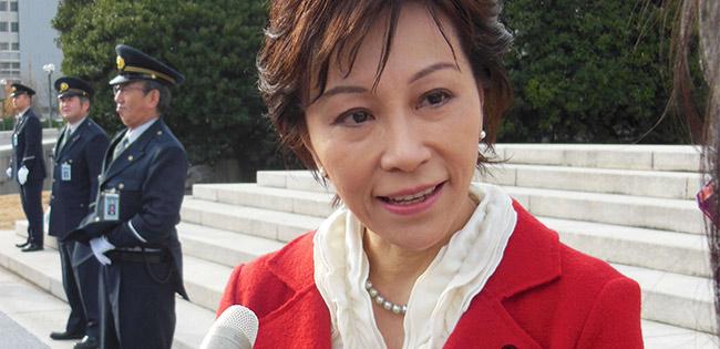 佐藤ゆかり総務副大臣