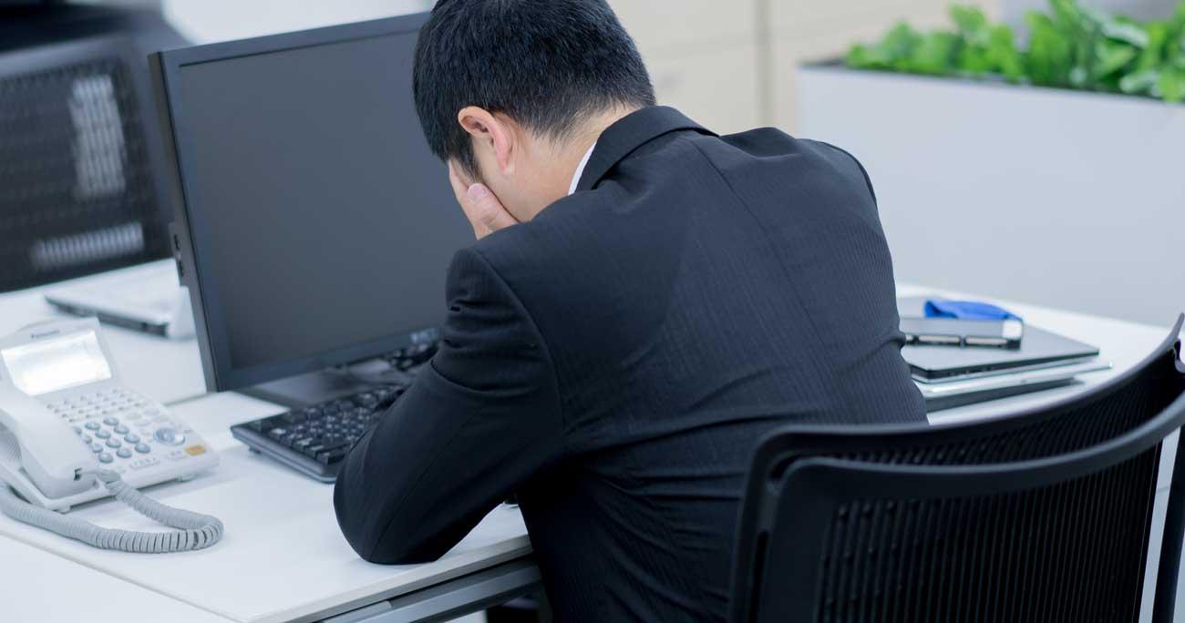 40代専門職の精神障害が増加、人事部がすべき対応策とは
