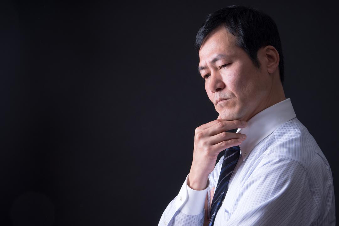 40代で体臭がはじまる男性には<br />「下半身トラブル」という共通点があった!?