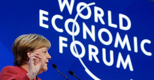 多国間主義の妥当性を強く訴えかけたメルケル独首相