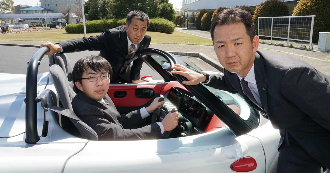 京セラがモーターショー張りの「コンセプトカー」を作った理由