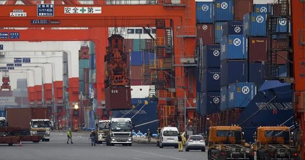 対米自動車輸出や中国向け半導体製造装置の輸出が好調