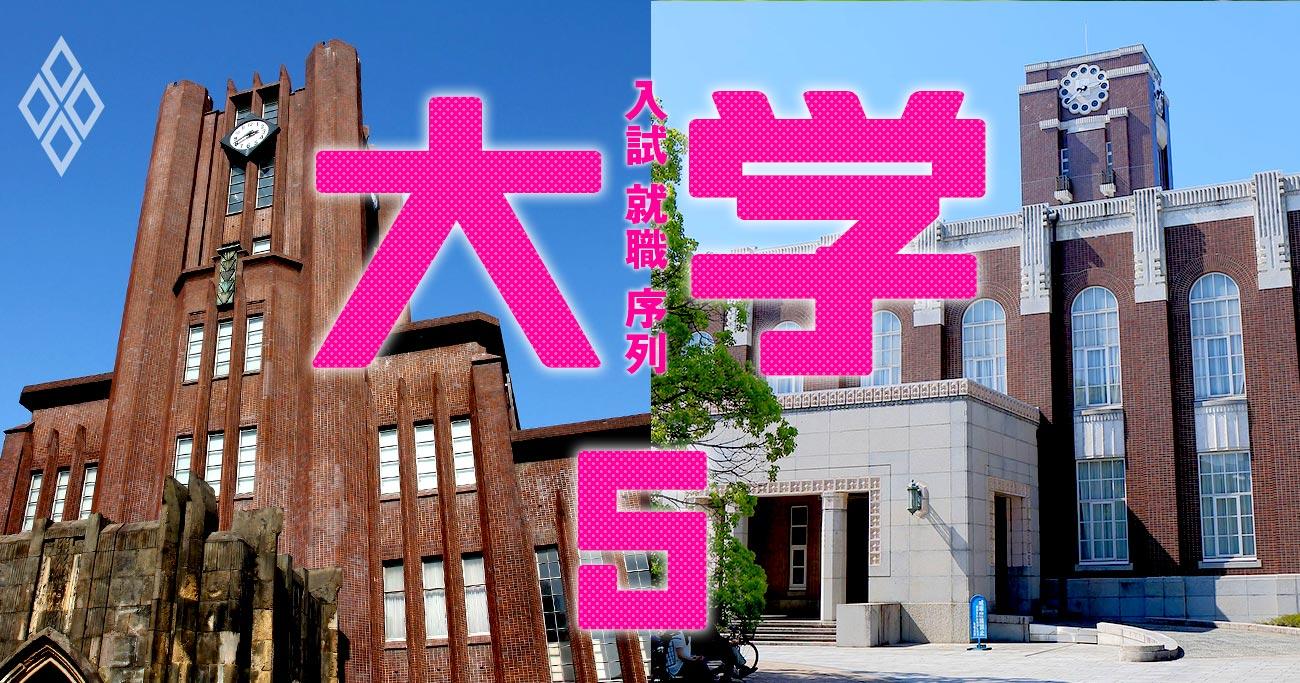 東大・京大の大学院で「他大学出身者が多い」研究科&就職先リスト大公開!