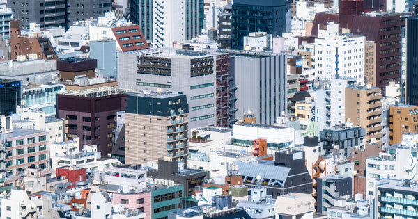 中国人が日本の不動産購入