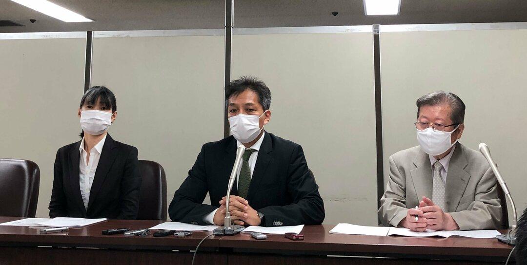 東京保険医協会の記者会見