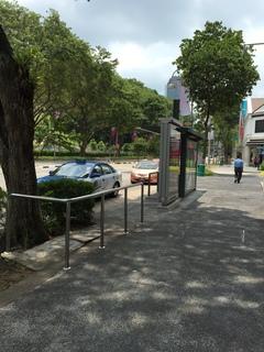 シンガポールのタクシーは低料金