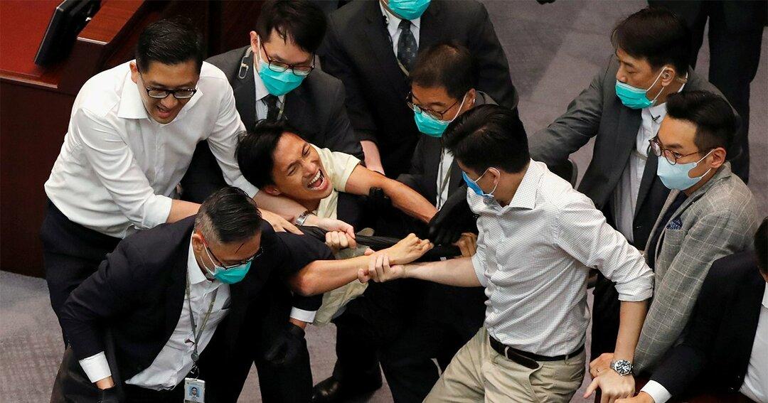 香港に「国家安全法」導入か 全人代で協議へ