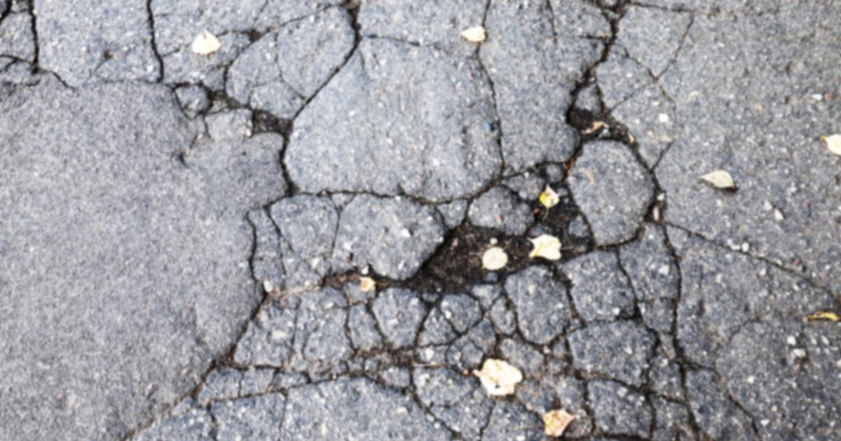 日本一道路陥没の危険性が高い東京都財源どうする? 対策急務の老朽インフラ問題