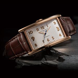 19世紀から継承される時計製作。ティファニーの現代コレクションがアツい!