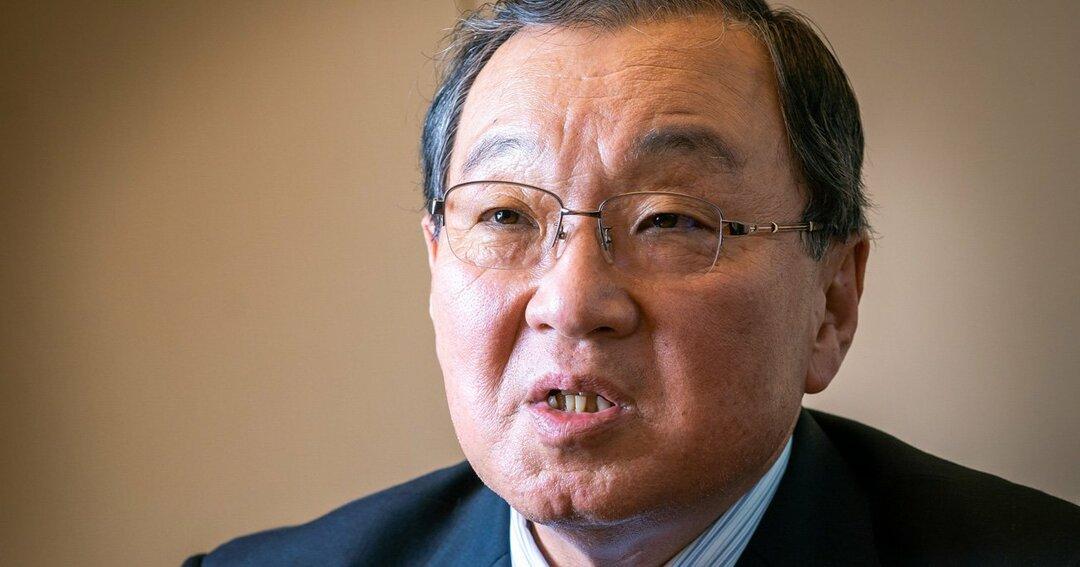 今枝良三・前田道路代表取締役社長