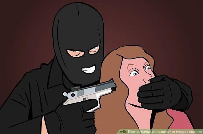 もし拉致・誘拐されたら?米国式実践マニュアルを公開!