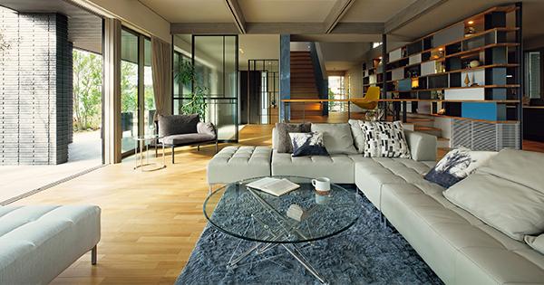 積水ハウス IS ROY+E満ちたりた時が流れる優雅で美しい邸宅