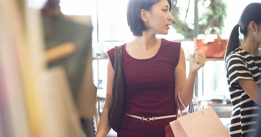 「結局、着ない服」は買わない!<br />買い物でチェックすべきポイント4つ