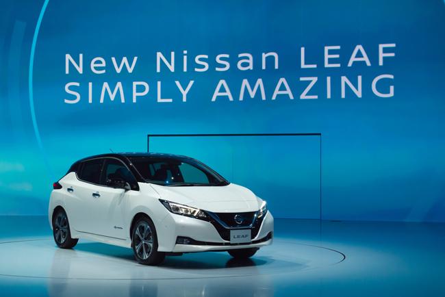 日本の自動車メーカーはEV化「出遅れ組」と見なされている