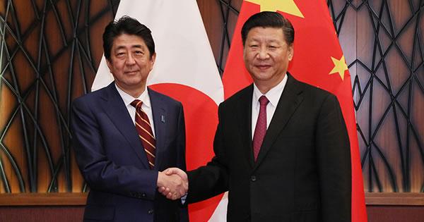 上海で見た「雪解けモード」の中国、日本は緻密な戦略を